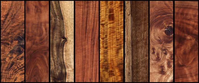 Different Types Of Wood Lumber ~ Kooches custom woodworking